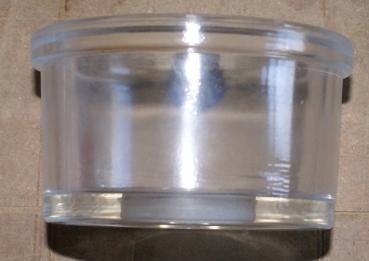 Case IHC Kraftstofffilter Schauglas