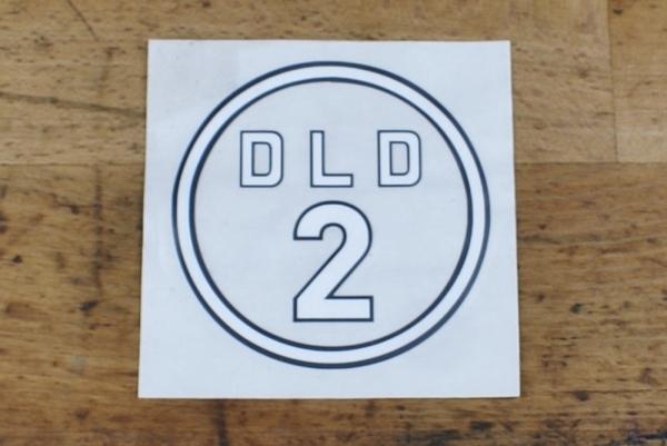 IHC MC Cormick Traktor Aufkleber Set Logo für DLD 2 DLD2 .